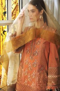 Gul Ahmed Luxury Eid Festival Dresses 2018 (32)