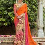 Indian Wedding Saree Trends 2018 (16)