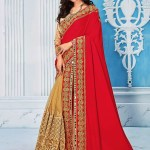 Indian Wedding Saree Trends 2018 (4)