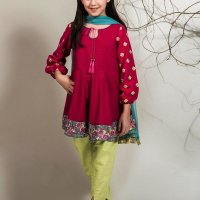 Teen Age Girls Eid Dresses Collection 2018