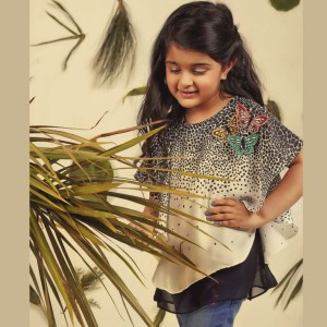Teen Age Girls Eid Dresses Collection 2018 (20)