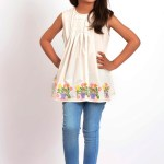 Teen Age Girls Eid Dresses Collection 2018 (4)
