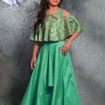 Teen Age Girls Eid Dresses Collection 2018 (7)