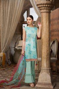 Exclusive Nishat Linen Summer Ideas Dress 2018