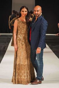Mohabat Nama Collection at PFW London 2018 By HSY (1)