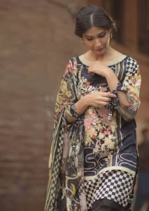 Spring Summer Dresses 2018 for Women By Firdous Cloth
