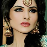 latest trend of N-Pro Nabila Salon Bridal Makeup & Hair Styles