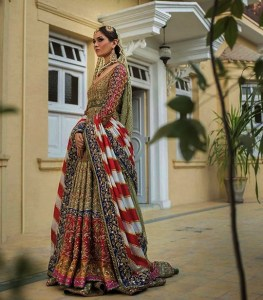 QABOOL HAI EMBROIDERED DRESSES BY NOMI ANSARI (10)