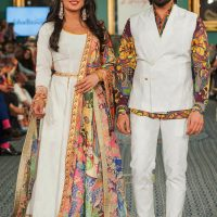 Fahad Hussayn Collection at Pakistan Fashion Week Season 15, London