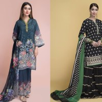 Kayseria Embroidered Festive Printed Collection 2019