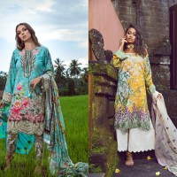 Shiza Hassan's Eid Lawn Dresses Collection 2019