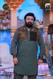 Yasir Nawaz and Neelum Muneer in Ehsaas Ramzan Transmission 2019 (4)