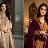 Actress Sarah Khan New Pictures for Nilofar Shahid