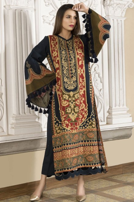 FallWinter Dresses Collection 2019-20 By Limelight (9)