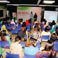 Zong 4G organizes Breast Cancer Awareness drive