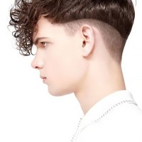 10 PERM HAIRSTYLES FOR MEN