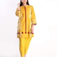 Khaadi lawn Shirts for Women 2020(8)