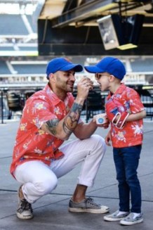 14 Amazing Father Son Matching Outfits (5)