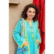 GulAhmed Women's Eid Dresses Collection 2020 (1)