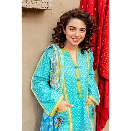 GulAhmed Women's Eid Dresses Collection 2020 (1)