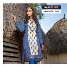 GulAhmed Women's Eid Dresses Collection 2020 (13)