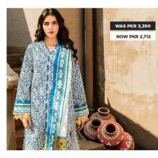 GulAhmed Women's Eid Dresses Collection 2020 (15)