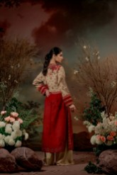 Old World Charm Brings Back With Latest Collection Guzel By Shamaeel Ansari (3)