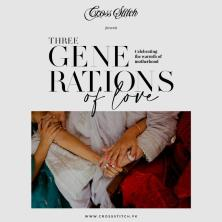 Three Generations of Love Summer Dresses Collection By Cross Stitch 2021 (1)