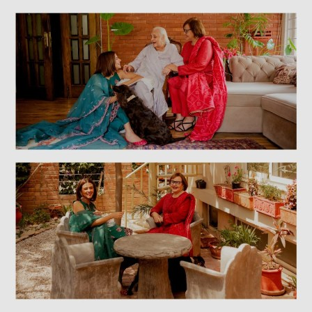 Three Generations of Love Summer Dresses Collection By Cross Stitch 2021 (2)