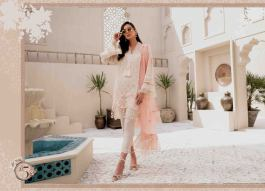 Unstitched Lawn Catalogue 2021 By Maria B (12)