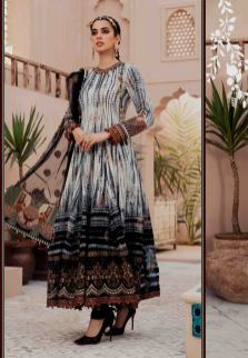 Unstitched Lawn Catalogue 2021 By Maria B (8)