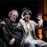 Mariano Rigillo e Annateresa Rossini