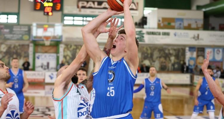 Paffoni Omegna - Cuore Napoli Basket Final Eight Coppa Italia Serie B