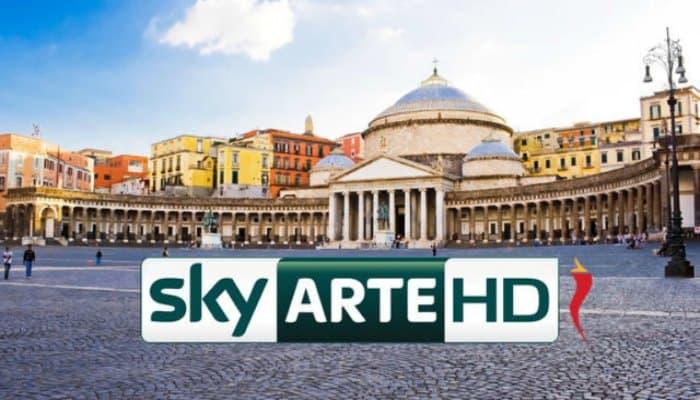 Sky Arte a Napoli