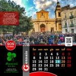 Tutto quello che c'è da sapere sul Calendario 2018 di Sos Stabia - Ricomincio da tre, nota pagina social stabiese. Ecco dove trovarlo