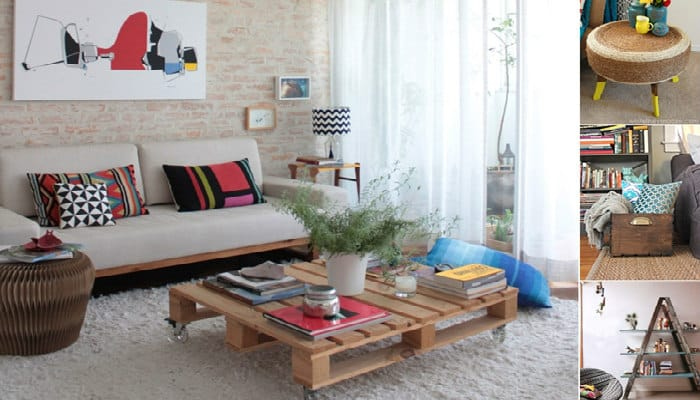 Arredare casa con materiali di recupero for Arredare casa con materiali di recupero