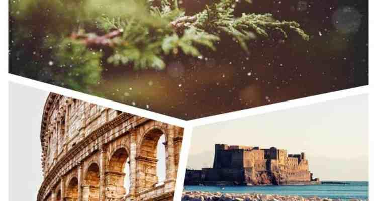 La triste storia di Spelacchio e Rubacchio, gli alberi di Natale di Roma Capitale e della Galleria Umberto I di Napoli