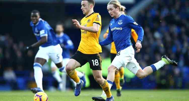 Everton - Wolverhampton 1-3, pesante sconfitta casalinga con i Wolves