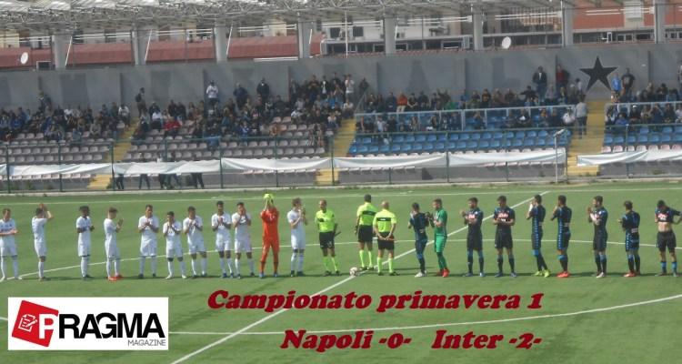 Napoli Inter Under 19