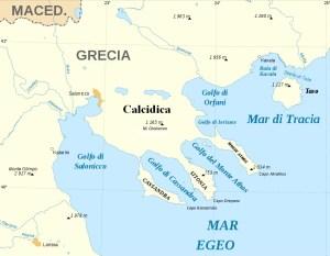 Penisola Calcidica