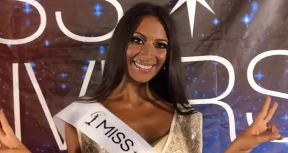 Tea Scafarto, stabiese, rappresenterà la Campania alla selezione italiana per Miss Universe, la miss più bella del pianeta.