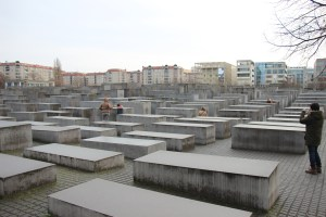 Memoriale dell'Olocausto - Berlino