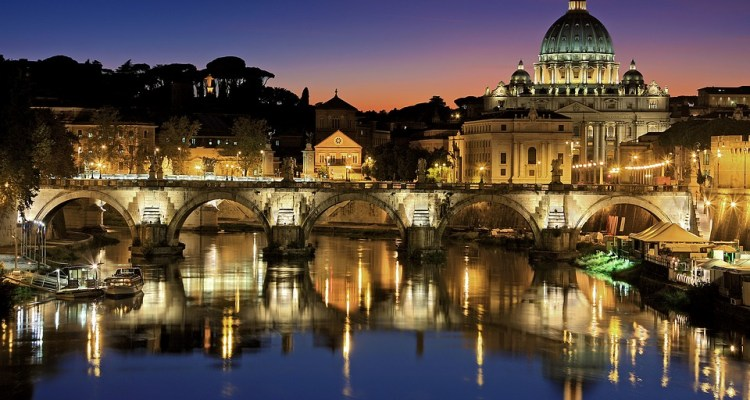 Buon Compleanno Roma