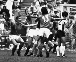 17 giugno 1970, ossia Italia-Germania 4 a 3