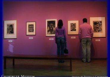 Groninger museum. Progetto Van Gogh 2009