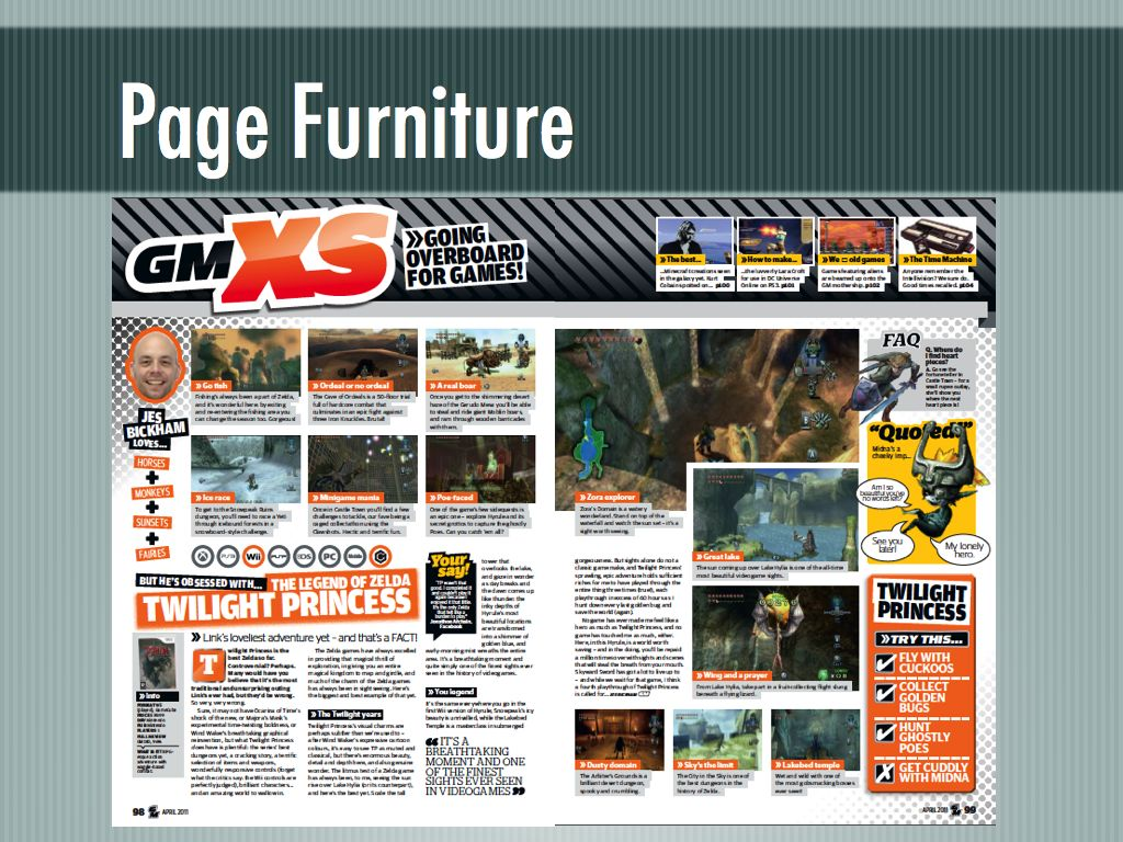 Resources Amp Links To Advice On Mag Design