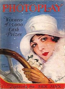 Photoplay January 1927