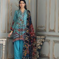 So Kamal Luxury Winter Prints Suit 2019 Ideas