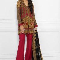 Asim Jofa Luxury Chiffon Charming 2019 Designs