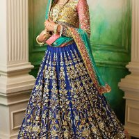Nomi Ansari Awesome Bridal Dresses Looking Design 2020